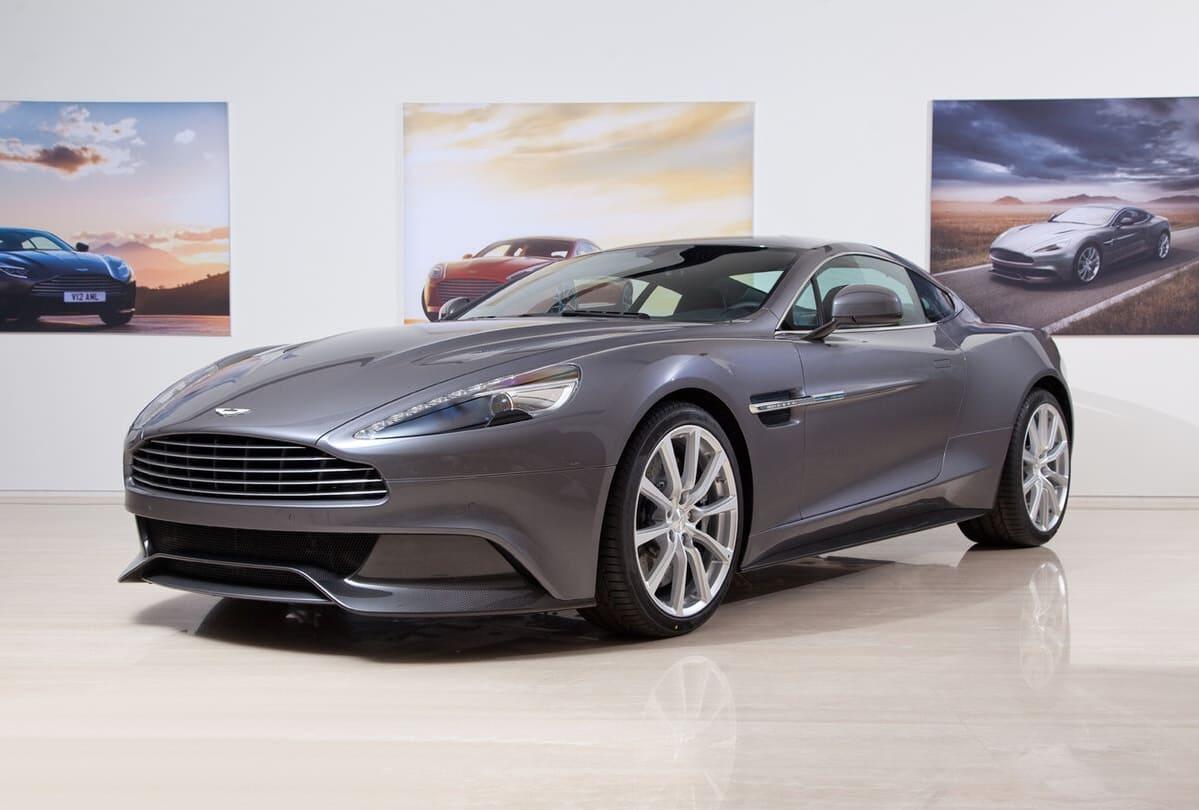 Автоэлектрик по легковым авто Aston Martin