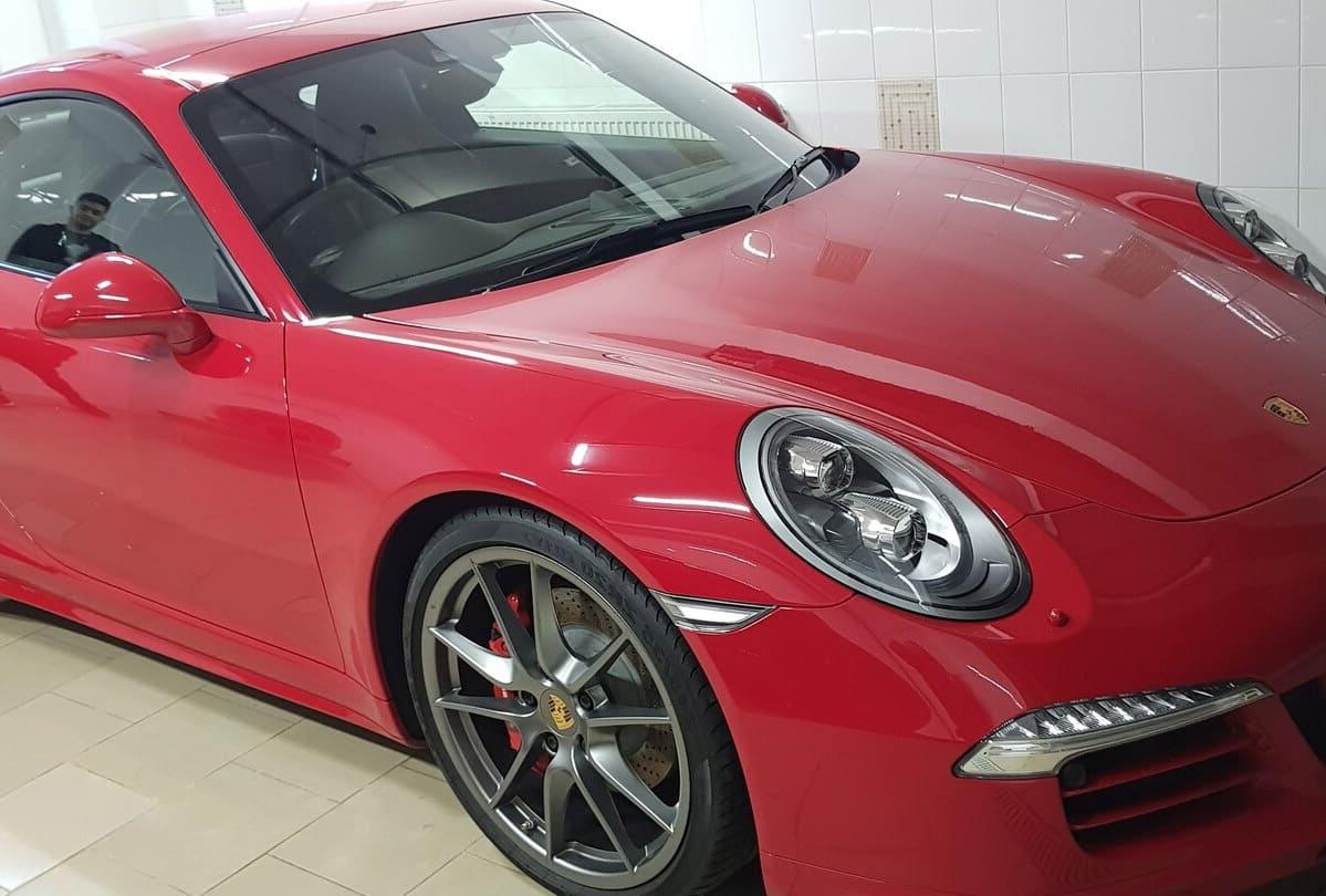 Автоэлектрик по легковым авто Porsche - фото №1