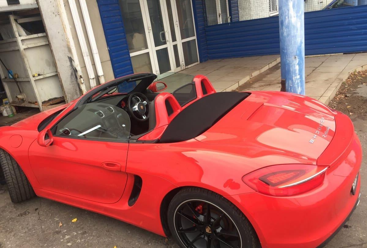 Автоэлектрик по легковым авто Porsche - фото №4