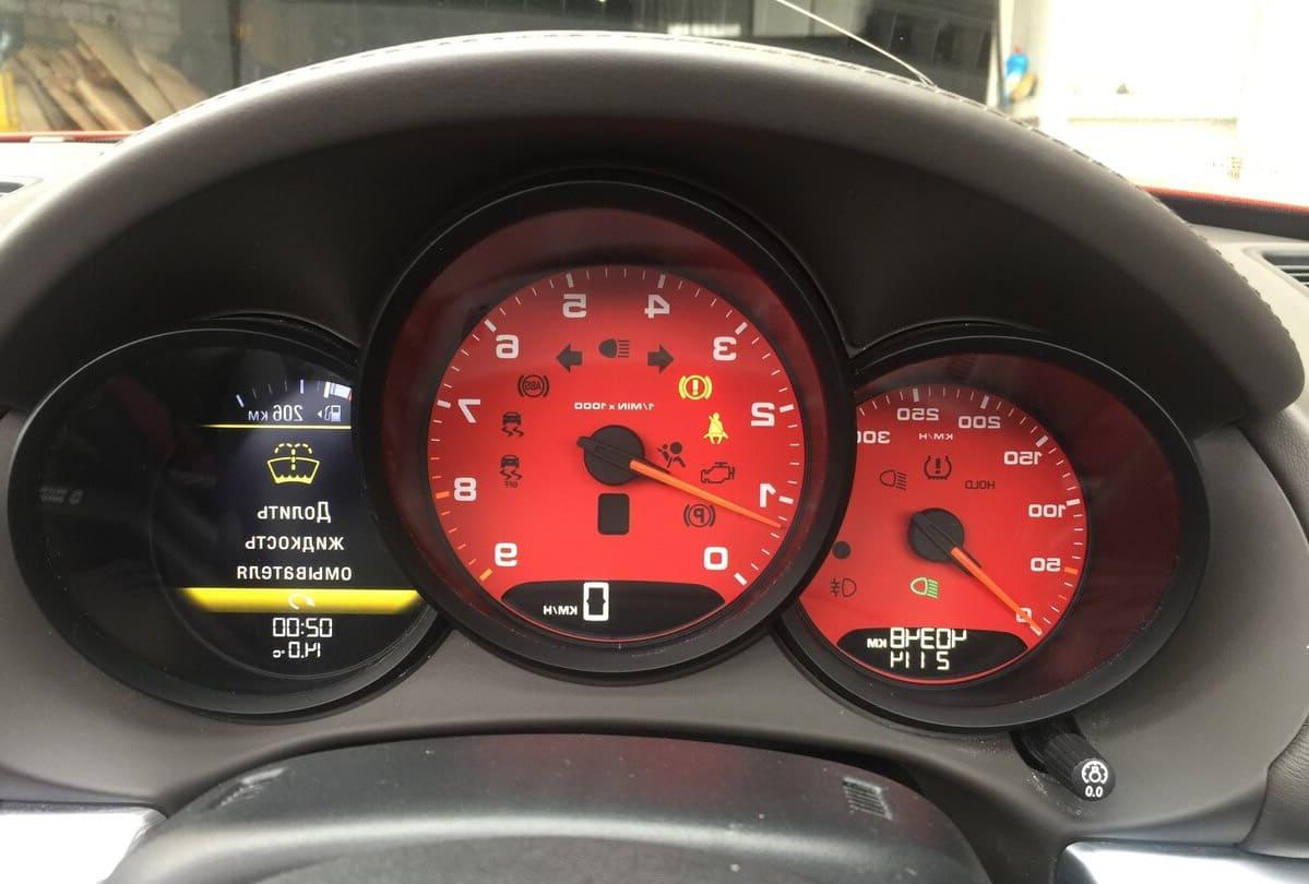 Автоэлектрик по легковым авто Porsche - фото №5