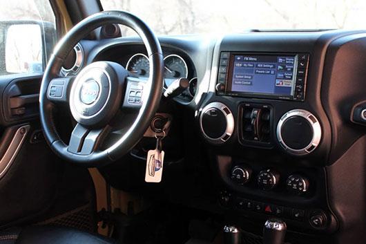 Автоэлектрик Jeep