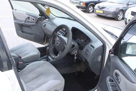 Автоэлектрик Mazda