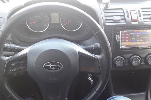 Автоэлектрик Subaru