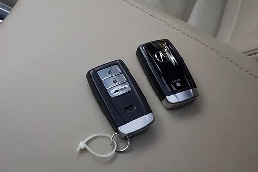 Изготовление ключей для автомобиля Acura