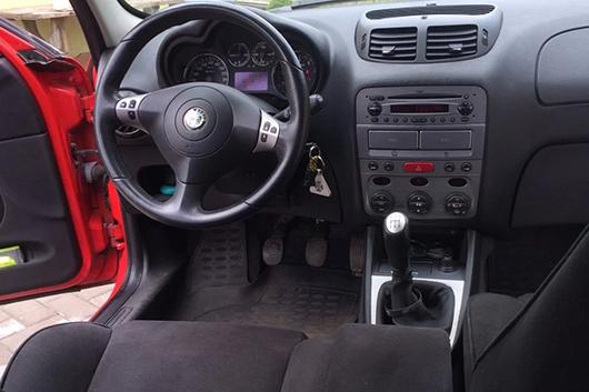 Изготовление ключей для автомобиля Alfa Romeo