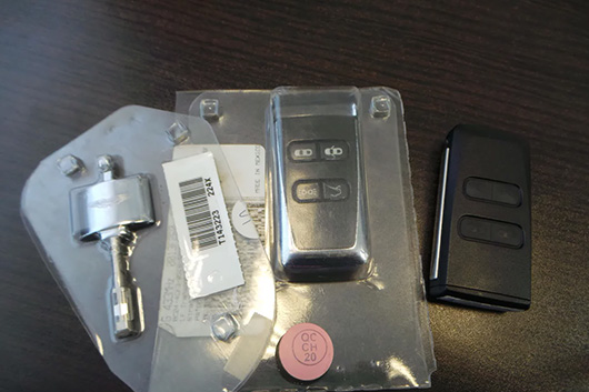 Изготовление ключей для автомобиля Aston-Martin