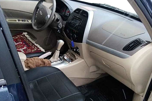Изготовление ключей для автомобиля Derways