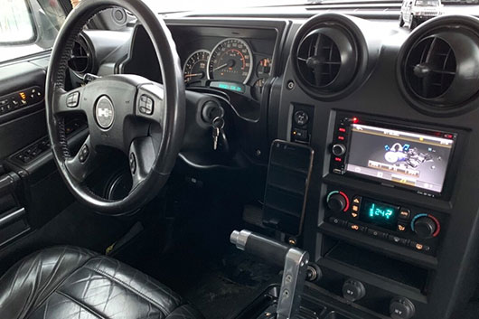 Изготовление ключей для автомобиля Hummer