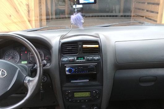 Изготовление ключей для автомобиля Jac