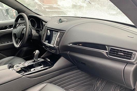 Изготовление ключей для автомобиля Maserati