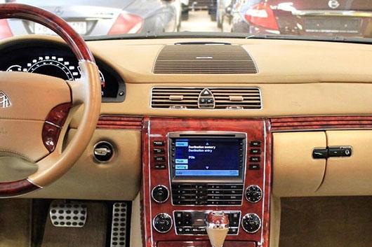 Изготовление ключей для автомобиля Maybach