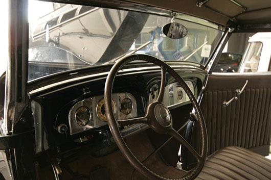 Изготовление ключей для автомобиля Packard