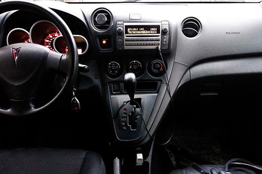 Изготовление ключей для автомобиля Pontiac