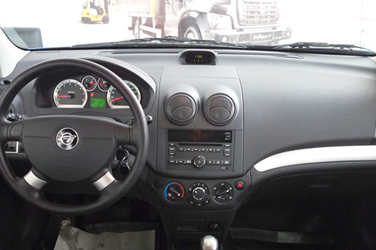 Изготовление ключей для автомобиля Ravon