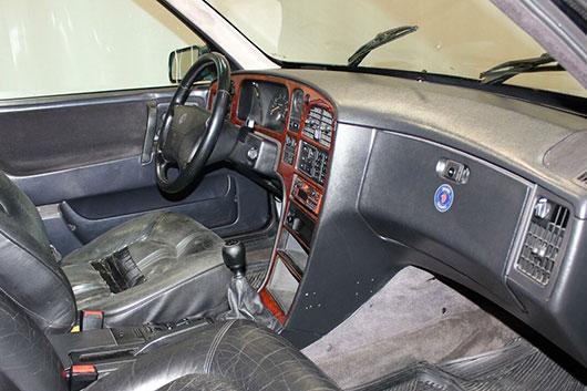 Изготовление ключей для автомобиля Saab