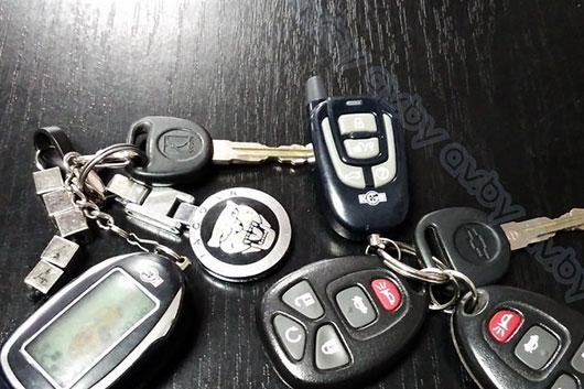 Изготовление ключей для автомобиля Saturn