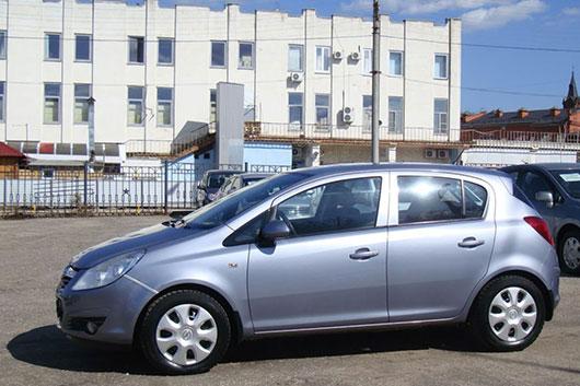 Ключ не вставляется в замок зажигания Opel