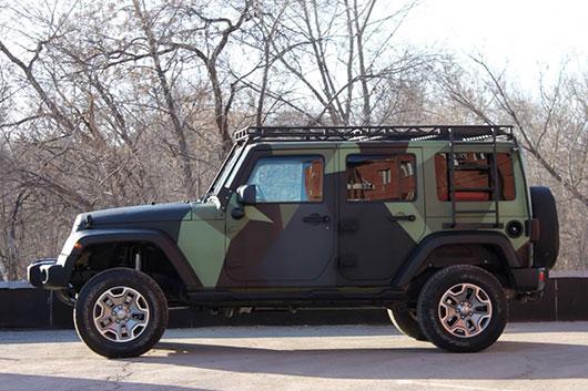 Ремонт Jeep