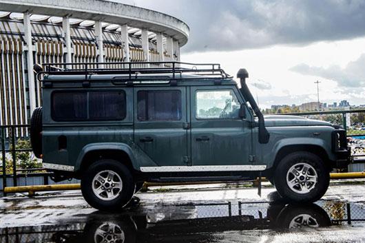 Ремонт замка зажигания Land-Rover