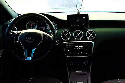 Ремонт замка зажигания Mercedes