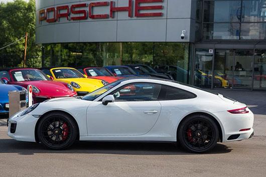 Ремонт замка зажигания Porsche