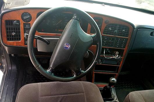 Сделать ключ для автомобиля Saab с чипом