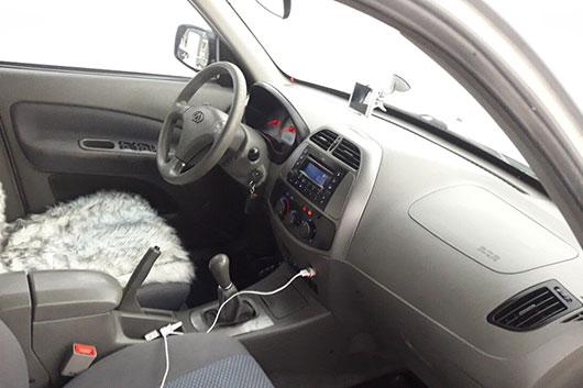 Сделать ключ для автомобиля Vortex с чипом