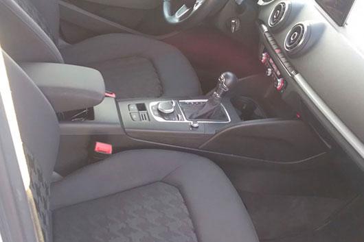 Заклинило замок зажигания Audi