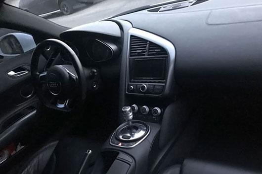 Замена личинки замка Audi