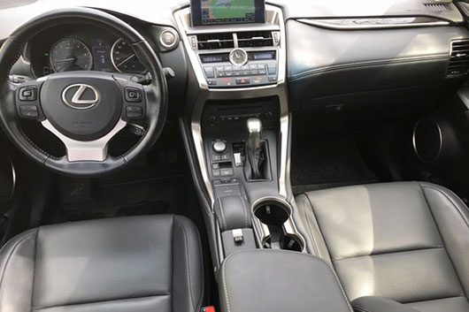 Замена личинки замка Lexus