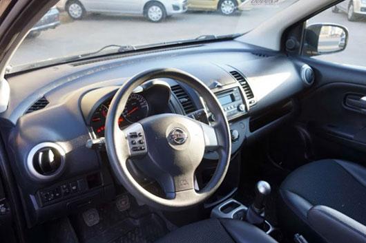 Замена личинки замка Nissan