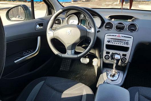 Замена личинки замка Peugeot