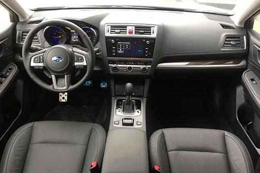 Замена личинки замка Subaru