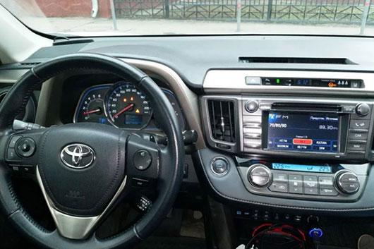 Замена личинки замка Toyota