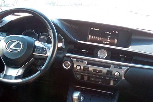 Замена замка зажигания Lexus