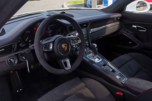 Замена замка зажигания Porsche