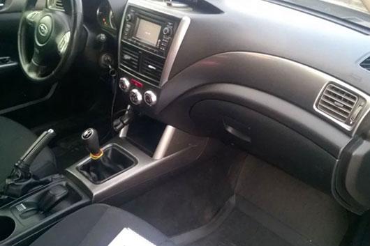 Замена замка зажигания Subaru