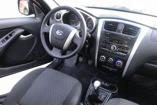 Замена замка зажигания на новый Datsun