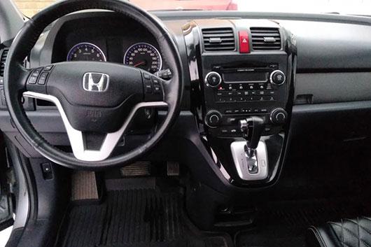 Замена замка зажигания на новый Honda