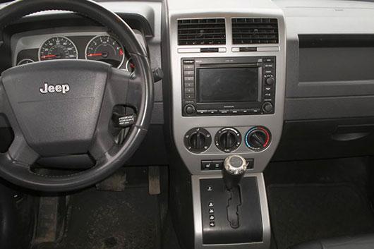 Замена замка зажигания на новый Jeep