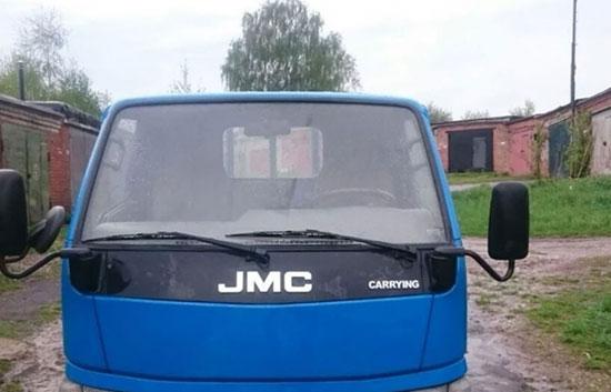 Замена замка зажигания на новый JMC