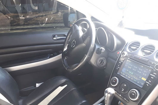 Замена замка зажигания на новый Mazda