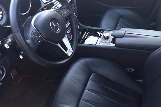Замена замка зажигания на новый Mercedes