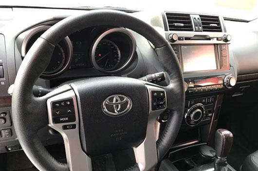 Замена замка зажигания на новый Toyota